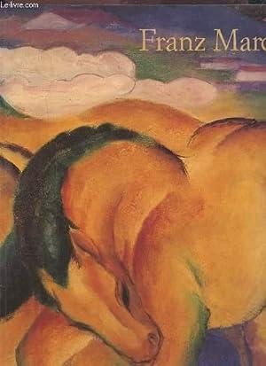 FRANZ MARC 1880-1916.: PARTSCH SUSANNA