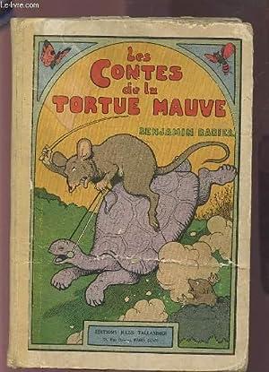 LES CONTES DE LA TORTUE MAUVE.: RABIER BENJAMIN