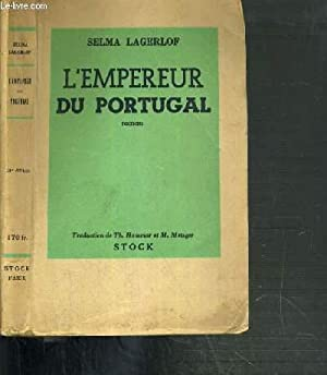 L'EMPEREUR DU PORTUGAL - CONTE VERMLANDAIS.: LAGERLOF SELMA