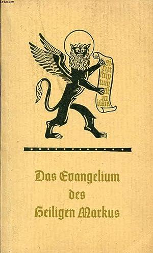 DAS EVANGELIUM DES HEILIGEN MARKUS: COLLECTIF
