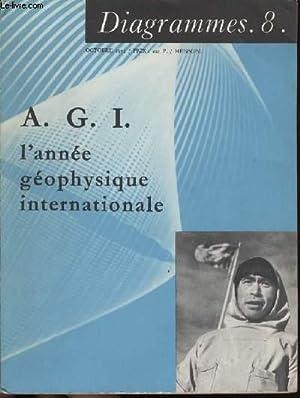 Diagramme N° 8 - A.G.I. L'année géophysique internationale: ANDRE ...