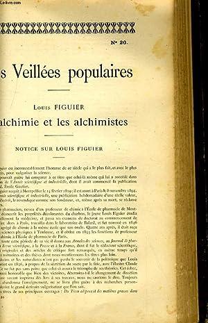 LES VEILLEEES POPULAIRES N°20 - LOUIS FIGUIER,: COLLECTIF