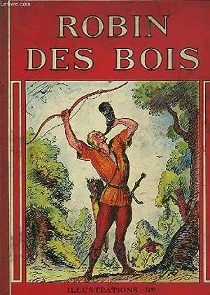 ROBIN DES BOIS: TRITTEN CHARLES