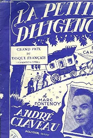 PETITE DILIGENCE: MARC FONTENOY