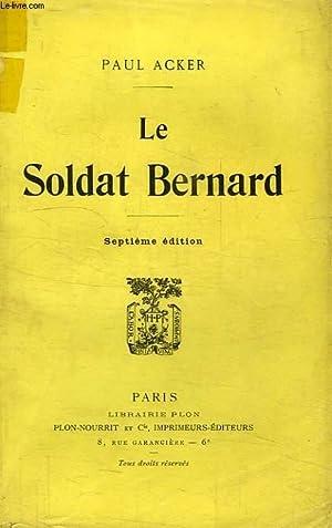 LE SOLDAT BERNARD: ACKER PAUL