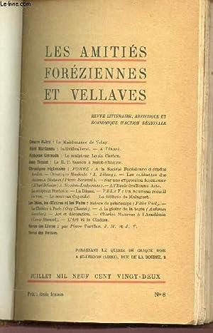 LES AMITIES FOREZIENNES ET VELLAVES - N°8: COLLECTIF