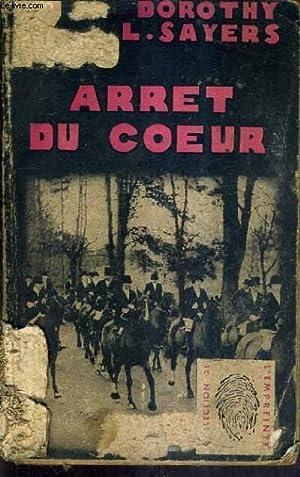 ARRET DU COEUR.: DOROTHY L.SAYERS