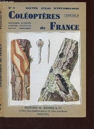 NOUVEL ATLAS D'ENTOMOLOGIE - COLEOPTERES DE FRANCE: AUBER LUC