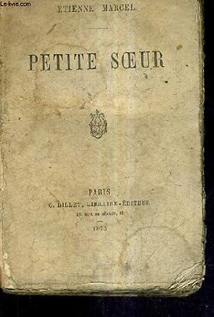 PETITE SOEUR.: MARCEL ETIENNE