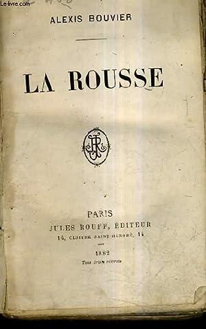 LA ROUSSE.: BOUVIER ALEXIS