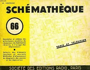 SCHEMATHEQUE, 66, RADIO ET TELEVISION: SOROKINE W.