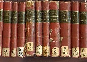 OEUVRES COMPLETES DE J.J. ROUSSEAU, CITOYEN DE: ROUSSEAU J.J.