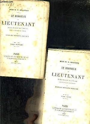 LE BROSSEUR DU LIEUTENANT / EN 2: MISS M.E. BRADDON