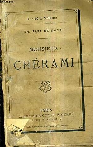 MONSIEUR CHERAMI.: CH. PAUL DE KOCK