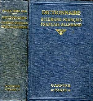DEUTSCH-FRANZOSISCHES UND FRANZOSISCH-DEUTSCHES WORTERBUCH: ROTTECK K., KISTER G., DENIS JOSEPH
