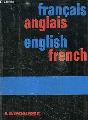 DICTIONNAIRE FRANCAIS-ANGLAIS: CHAFFURIN LOUIS, MERGAULT JEAN