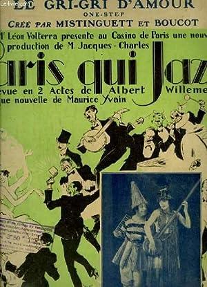 LE GRI-GRI D'AMOUR - POUR PIANO.: YVAIN MAURICE