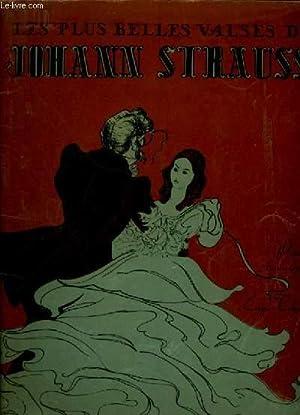 LES VALSES CELEBRES DE JOHANN STRAUSS : STRAUSS JOHANN