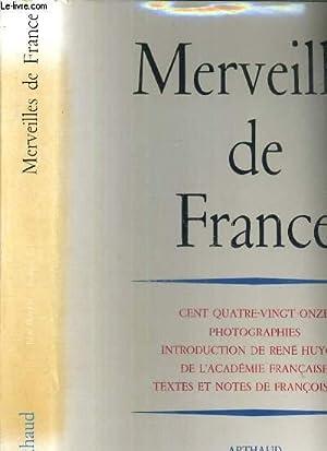 MERVEILLES DE FRANCE - CENT QUATRE-VINGT-ONZE PHOTOGRAPHIES: CALI FRANCOIS
