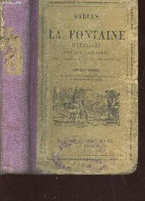 FABLES DE LA FONTAINE - PRECEDEES DE: DE LA FONTAINE