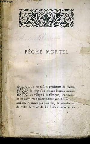 PECHE MORTEL.: THEURIET ANDRE