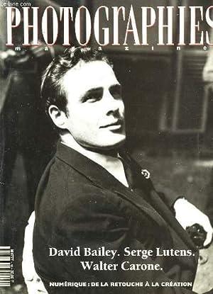 PHOTOGRAPHIES MAGAZINE N°46 - DAVID BAILEY -: COLLECTIF