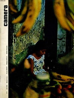 CAMERA 42e année N°6 - BRYN CAMPBELL - L.-A. MANNHEIM.: COLLECTIF