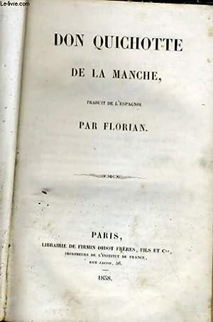 DON QUICHOTTE DE LA MANCHE: FLORIAN