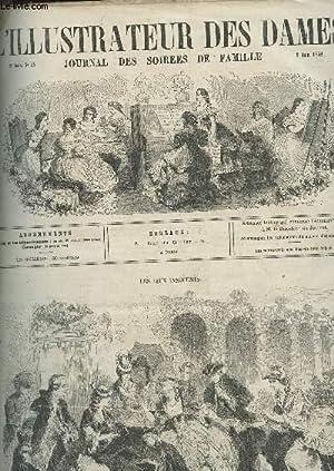 L'ILLUSTRATEUR DES DAMES - 2e Année - N°23 - 8 Juin 1862 / Courrier de la mode...