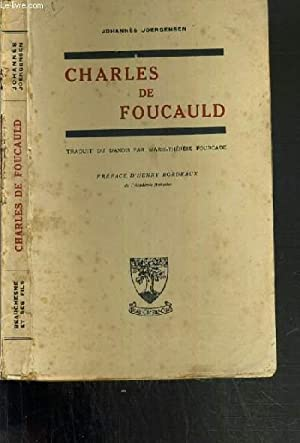 CHARLES DE FOUCAULD: JOERGENSEN JOHANNES