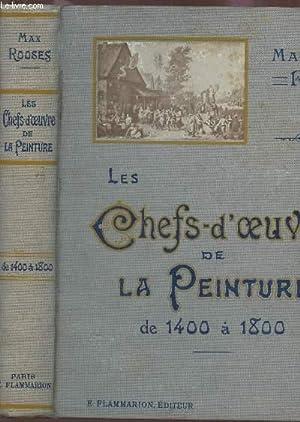 LES CHEFS-D'OEUVRE DE LA PEINTURE DE 1400 à 1800: ROOSES MAX
