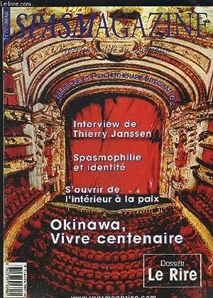 SPASMAGAZINE -N°19 - JANVIER/FEVRIER 2007: MEDECINE ET PSYCHOTHERAPIE INTEGRATIVES- L&#x27...