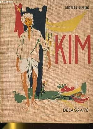 KIM: RUDYARD KIPLING