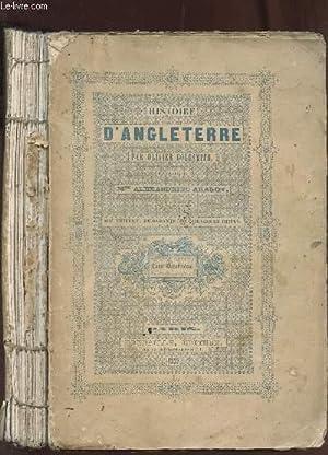 HISTOIRE D'ANGLETERRE - TOME 4eme - TRaduction de Alexandrine Aragon, avec notes d'apr&...