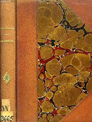 LE THEATRE DE R. WAGNER DE TANNHAEUSER A PARSIFAL, PARSIFAL: KUFFERATH MAURICE
