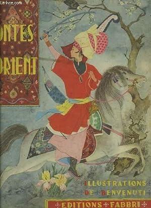 CONTES ORIENT : Le prince Kamar et la princesse Budur / Le Cheikh aveugle / Abou Kir et ...