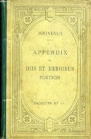 APPENDIX DE DIIS ET HEROIBUS POETICIS: JOUVENCY