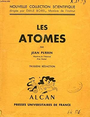 LES ATOMES: PERRIN JEAN