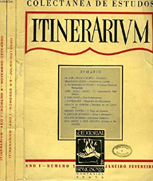 ITINERARIUM, 34 ANNEES (1955-1988): COLLECTIF