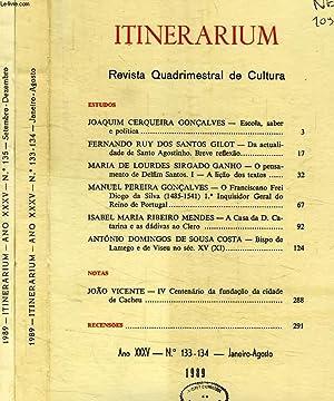 ITINERARIUM, 19 ANNEES (1989-2007): COLLECTIF