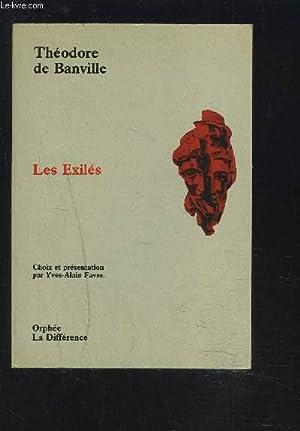 LES EXILES.: BANVILLE THEODORE (DE)