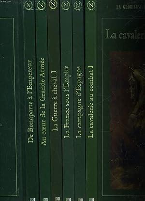 LA GLORIEURE EPOPEE DE NAPOLEON - 15 VOLUMES: COLLECTIF