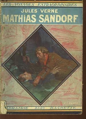 MATHIAS SANDORF - 1° PARTIE: VERNE JULES