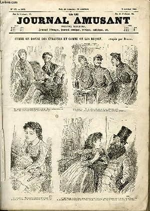 LE JOURNAL AMUSANT N°471 : COMME ON DONNE DES ETRENNES ET COMME ON LES RECOIT - LE COMPOSITEUR ...