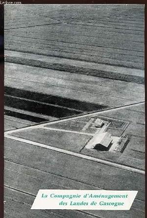 LA COMPAGNIE D'AMENAGEMENT DES LANDES DE GASCOGNE - AVRIL 1961 /: COLLECTIF