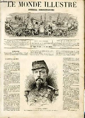 LE MONDE ILLUSTRE N°729 Le général Lecomte: COLLECTIF