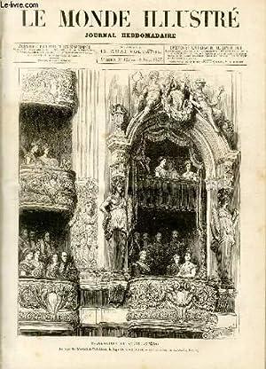 LE MONDE ILLUSTRE N°927 Inauguration du nouvel Opéra: COLLECTIF