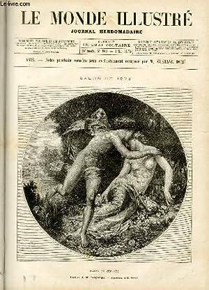 LE MONDE ILLUSTRE N°943 Flore et Zéphire: COLLECTIF