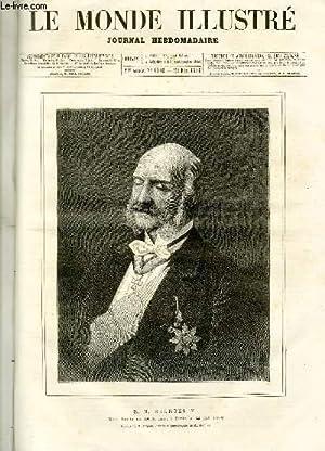 LE MONDE ILLUSTRE N°1108 S. M. Georges V: COLLECTIF