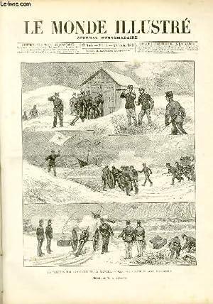 LE MONDE ILLUSTRE N°1914 La tempête sur les côtes de la Manche: COLLECTIF